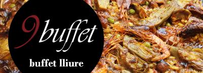 Restaurant 9 Bufet Lliure a Figueres