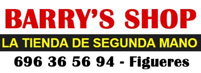 Barrys Shop Figueres