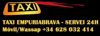 Taxi Empuriabrava